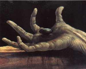 Grunewald, The Crucifixion (detail), 1515