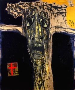 Reichert, Crucifixion vii, 1991