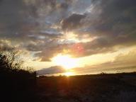 fire-sunset